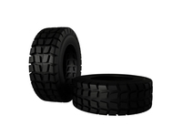 Heavy Vehicle Tire   3D Model