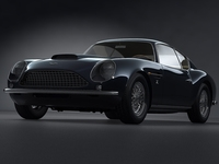 Aston Martin DB4 GT Zagato 3D Model