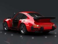 Porsche 930 Turbo 3D Model