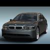 BMW 7 Series 3D Model