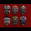 03 35 11 233 chinese opera masks 17 4