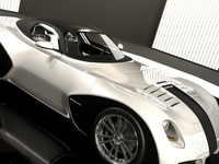 Devon GTX 3D Model