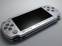Sony psp2000 3D Model