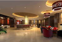 Lobby space 182 3D Model