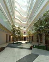 Lobby space 193 3D Model