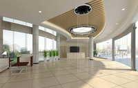 Lobby space 198 3D Model