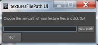 Free he_texturesFilePath for Maya 1.0.0 (maya script)