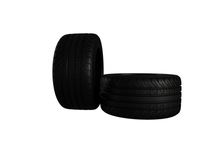 Muscle Car tire 3D Model