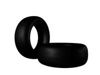 Scuter Tire 3D Model