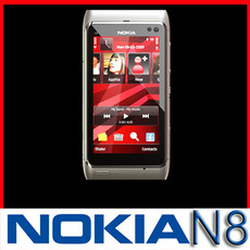 3D Model Nokia N 8 High detail 3D Model