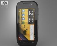 Nokia 701 3D Model