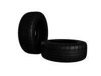 ZEON RS35 Tire   3D Model