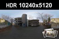 HDRI 104 Sidewalk + Photos