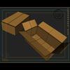 03 46 07 61 cardboard box render 07 4