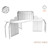 03 46 17 936 office table render 05 4