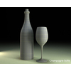03 46 21 81 champagne bottle render 03 4