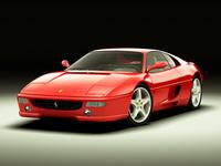 Ferrari F355 3D Model