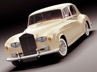 Rolls Royce Silver Cloud III 3D Model