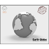 03 49 08 11 earth globe render 01 4