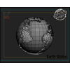 03 49 08 160 earth globe render 03 4