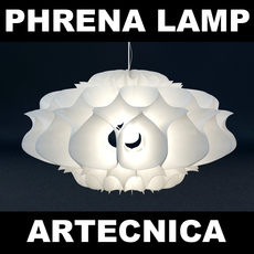 Artecnica Phrena Lamp 3D Model