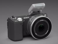 Sony NEX-5N 3D Model
