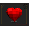 03 53 47 386 3d love heart valentines day render06 4