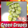 Green Grapes High Detail 3D Model