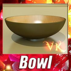 3D Model Bowl 12 3D Model