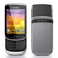 BlackBerry Torch 9810 3D Model