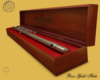 Flute 3D Model