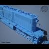 03 54 53 713 train engine render 10 4