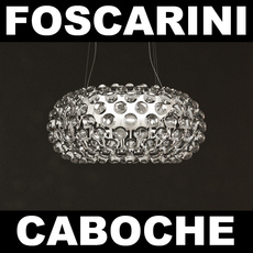 Foscarini Caboche Lamp 3D Model