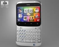 HTC Cha-Cha 3D Model