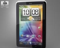 HTC Flyer 3D Model