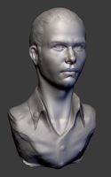 Free head sculpt 3D Model