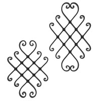 Wrought iron elements vol 2 3D Model