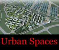 Urban Design 092 3D Model
