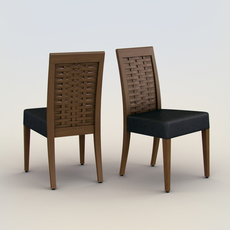 Custom Chair 12 3D Model