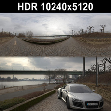 HDRI 108 River Road