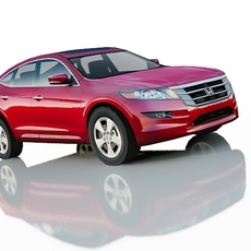 Honda Accord Crosstour 2009 3D Model