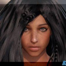 Sofia 3D Model