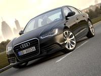 Audi A6 (2012) 3D Model