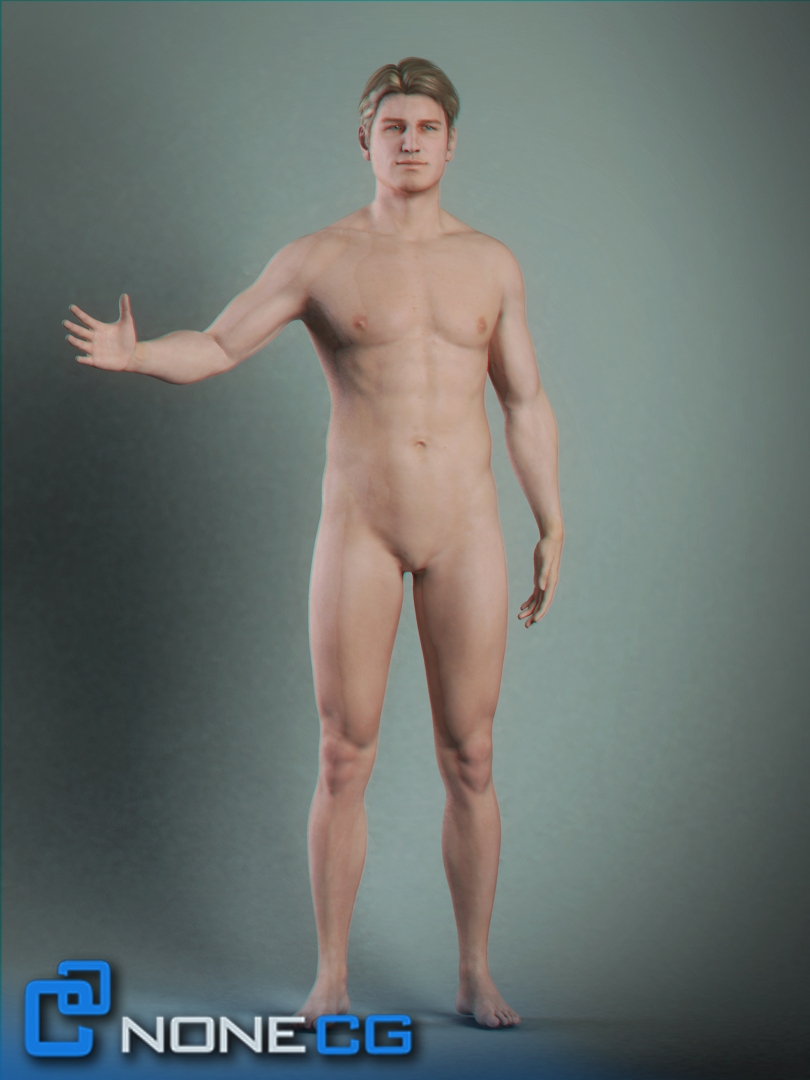 Female Anatomy Models For Artist-5026