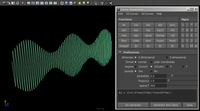 Free curveGenerater for Maya 1.2.0 (maya script)