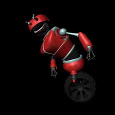 rotrobot 3D Model