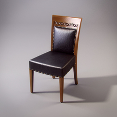 Custom Chair 11 3D Model