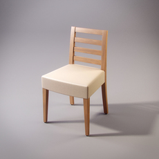 Custom Chair 10 3D Model