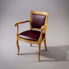 Custom Chair 09 3D Model
