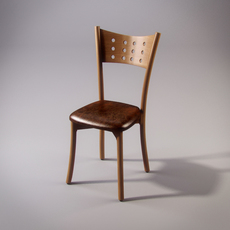Custom Chair 08 3D Model